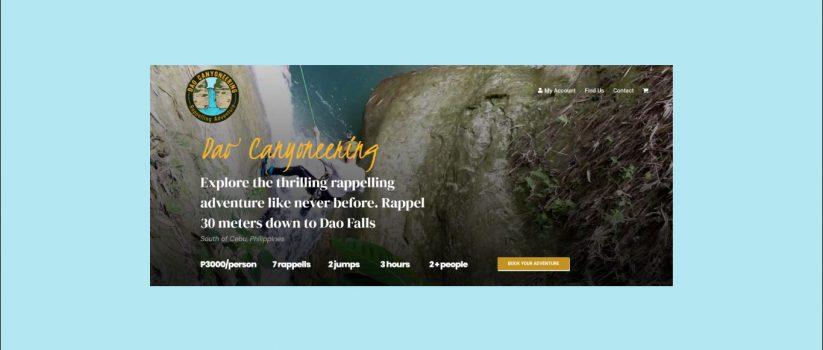 Dao Falls Canyoneering